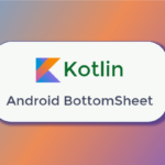 Android BottomSheet